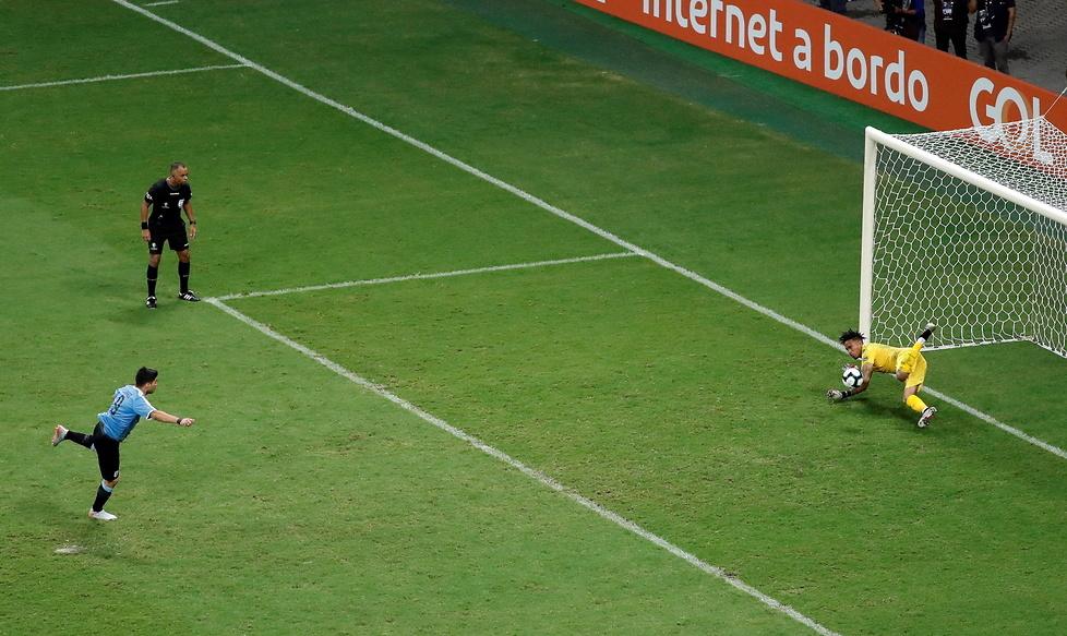 Copa America: dramat Luisa Suereza. Urugwaj pogrążony w smutku (galeria)