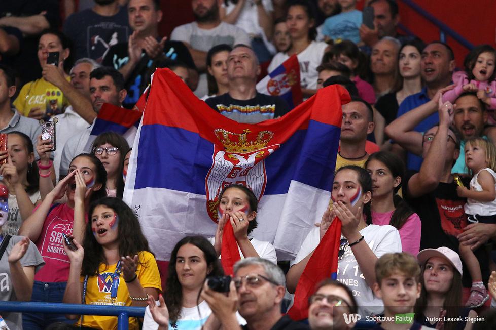 EBW 2019: Serbia - Szwecja 87:49 (galeria)