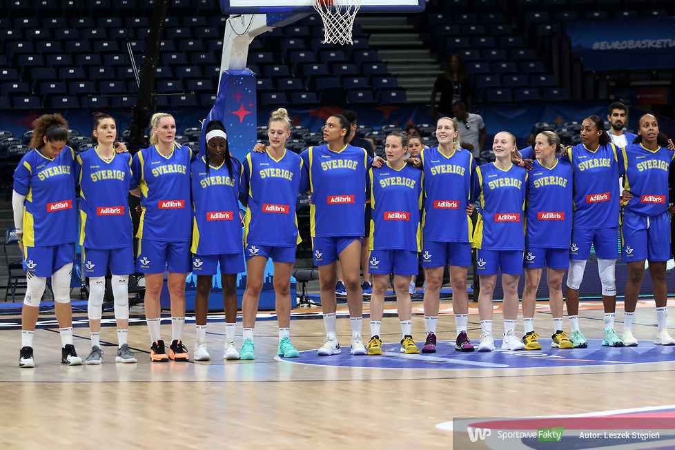 EBW 2019: Rosja - Szwecja 52:57 (galeria)