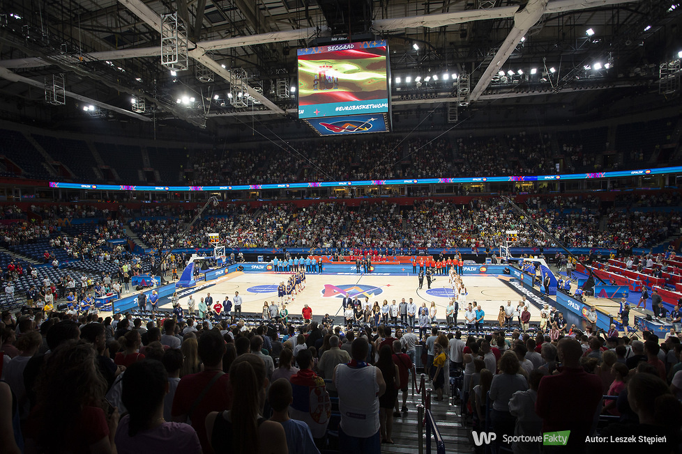 EBW 2019: Hiszpania - Serbia 71:66 (galeria)