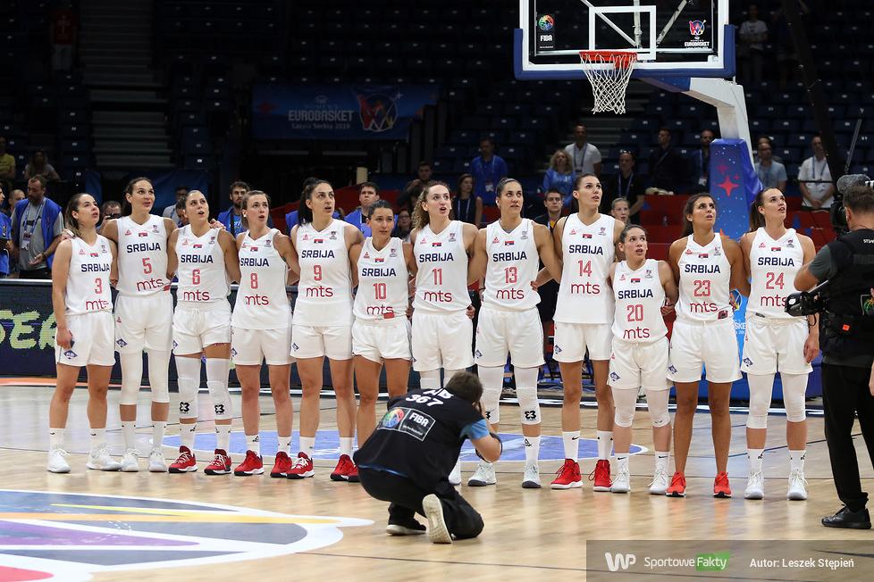 EBW 2019: Serbia - Wielka Brytania 81:55 (galeria)