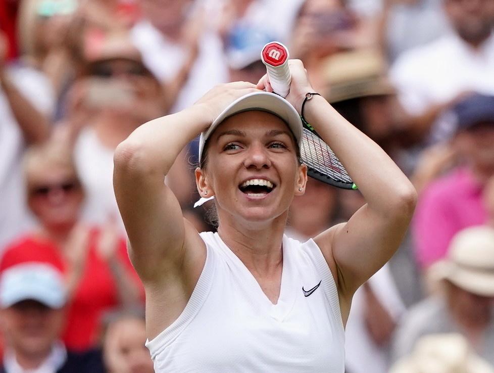 Simona Halep mistrzynią Wimbledonu 2019! Historyczny triumf Rumunki (galeria)