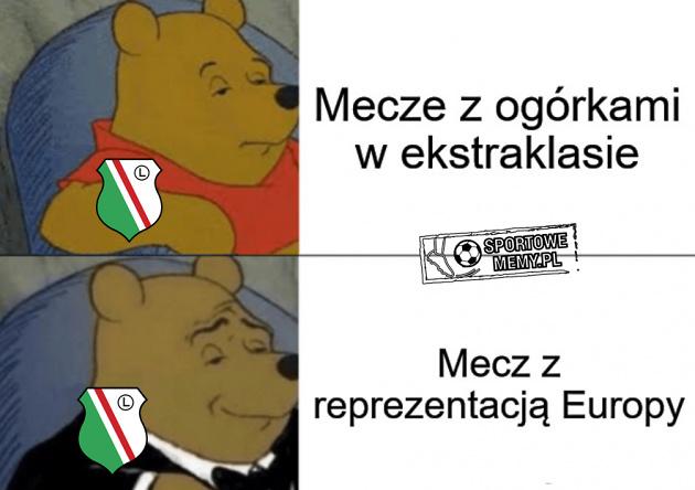 Eliminacje Ligi Europy: Michał Probierz i whisky. Zobacz memy po pucharowym czwartku polskich drużyn