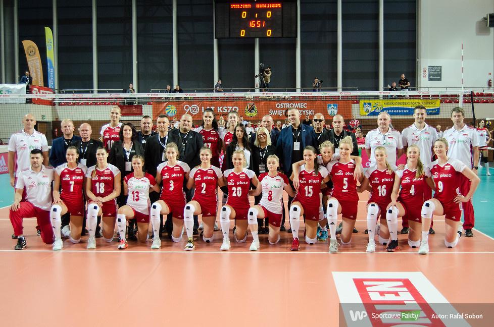 Sparing. Polska - Białoruś 3:2 (galeria)
