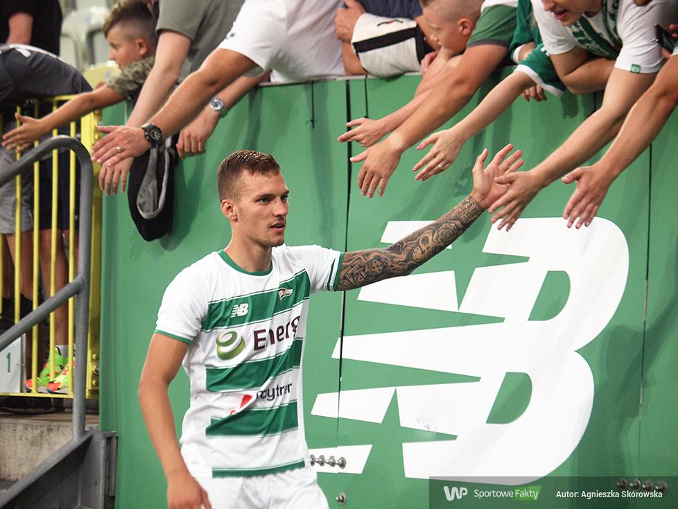 Liga Europy. Lechia Gdańsk - Broendby IF 2:1 (galeria)