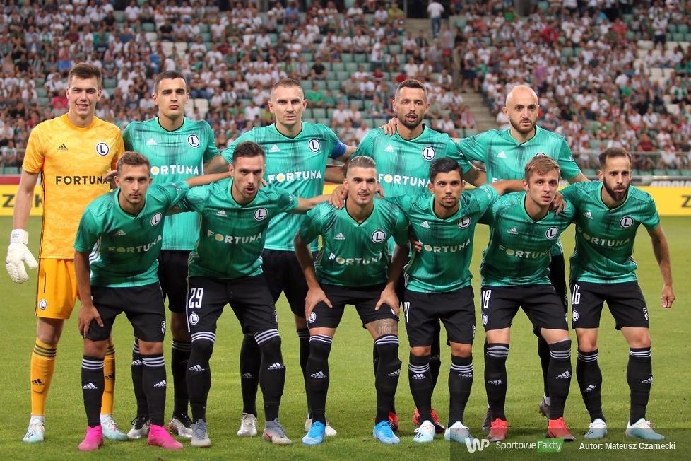 Eliminacje Ligi Europy: Legia Warszawa - Kuopion Palloseura 1:0 (galeria)
