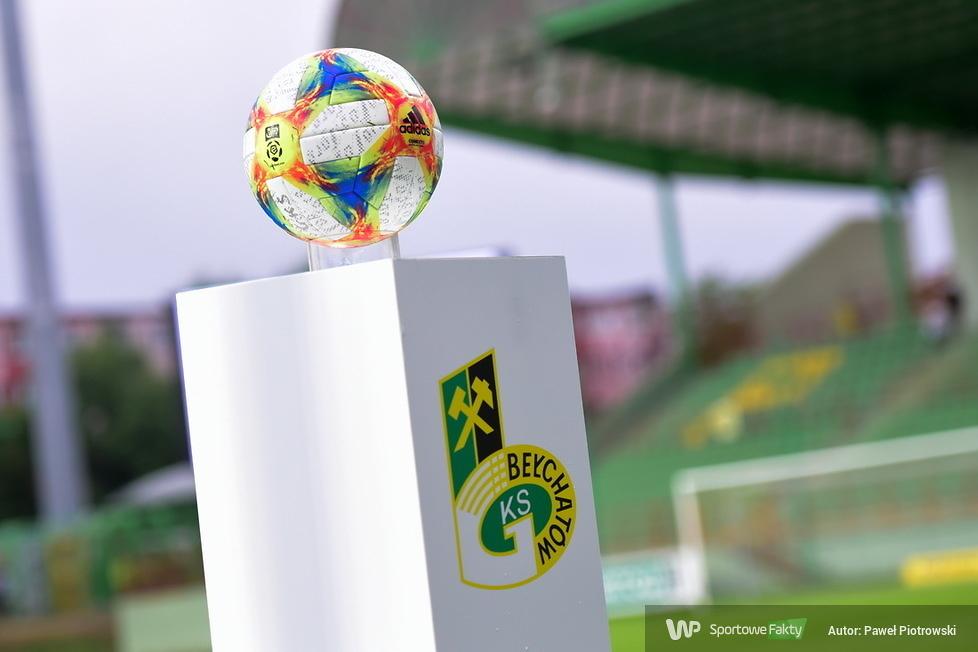 Fortuna 1 liga: GKS Bełchatów - Stomil Olsztyn 3:0 (galeria)