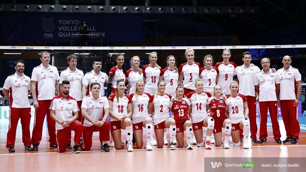 Tokio 2020 turniej kwalifikacyjny: Polska - Portoryko 3:0 (galeria)