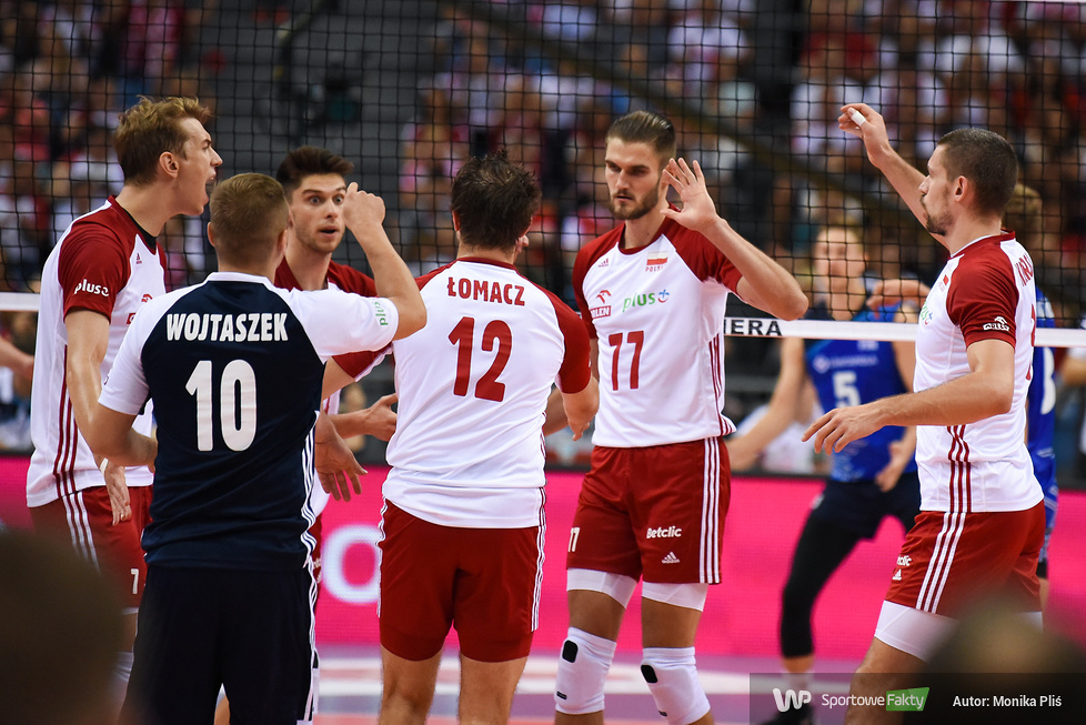 Memoriał Wagnera 2019: Polska - Finlandia  3:0 (galeria)