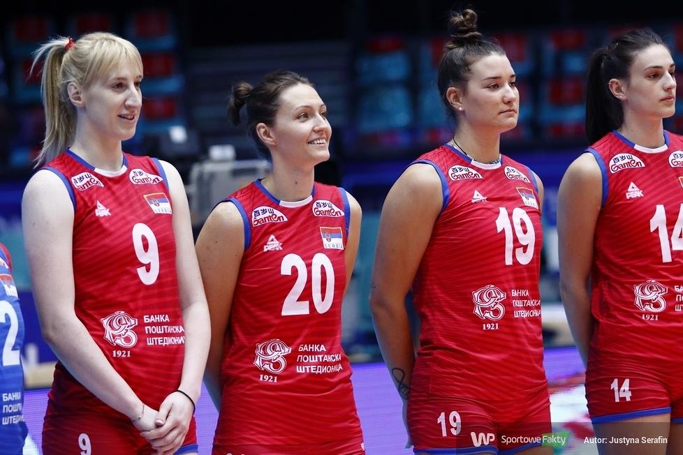 Tokio 2020 turniej kwalifikacyjny: Serbia - Portoryko 3:0 (galeria)