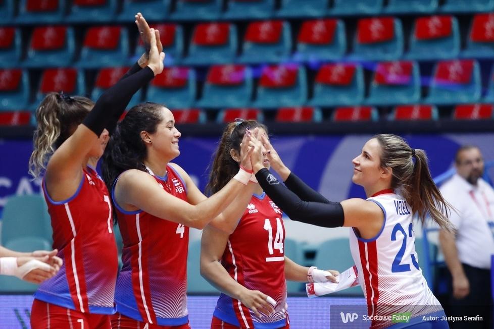 Kwalifikacje Tokio 2020: Tajlandia - Portoryko 3:1 (galeria)