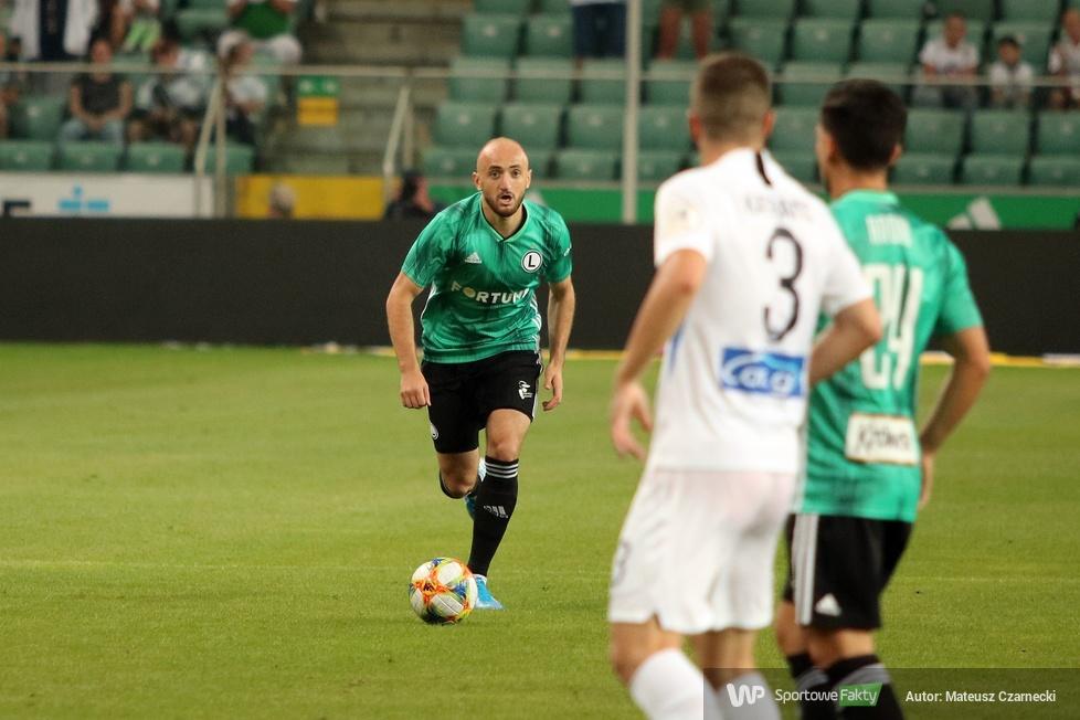 Liga Europy: Legia Warszawa - Atromitos Ateny 0:0 (galeria)