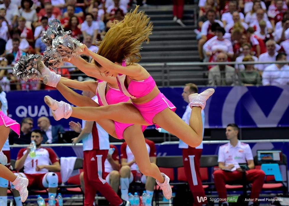 Tokio 2020. Kwalifikacje do igrzysk. Cheerleaders Flex Sopot (galeria)