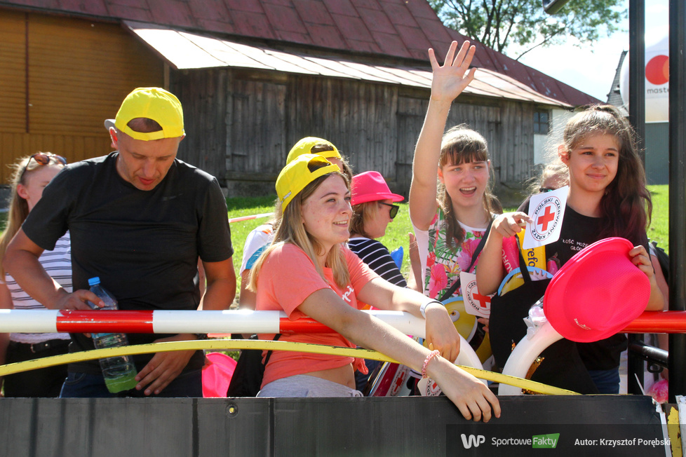 76. Tour de Pologne - kibice na 7. etapie (galeria)
