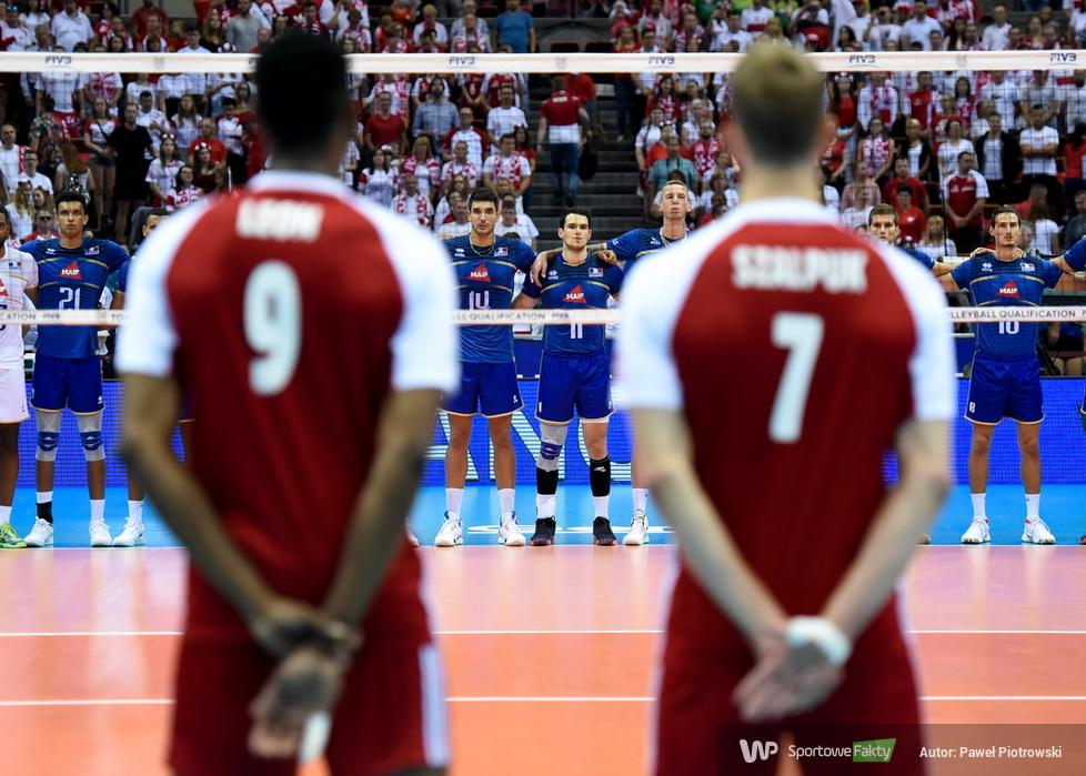 Tokio 2020. Kwalifikacje do igrzysk. Polska - Francja 3:0 (galeria)