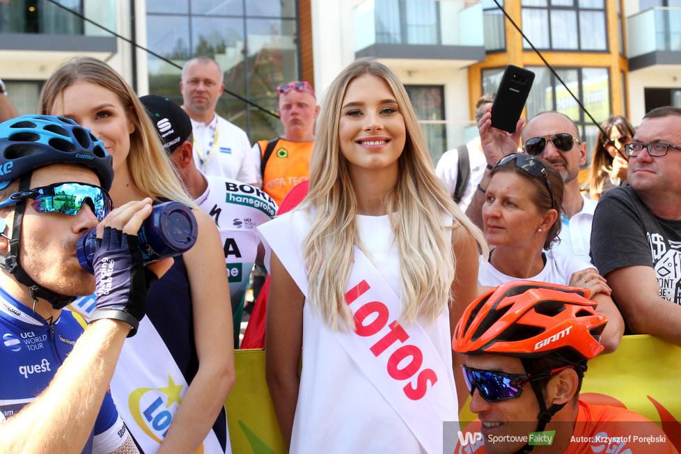 Hostessy na 76. Tour de Pologne (galeria)