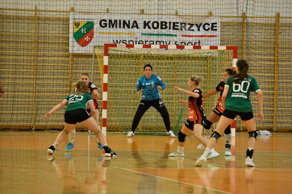 Metraco Zagłębie Lubin - HIB Handball Graz 40:23 (galeria)