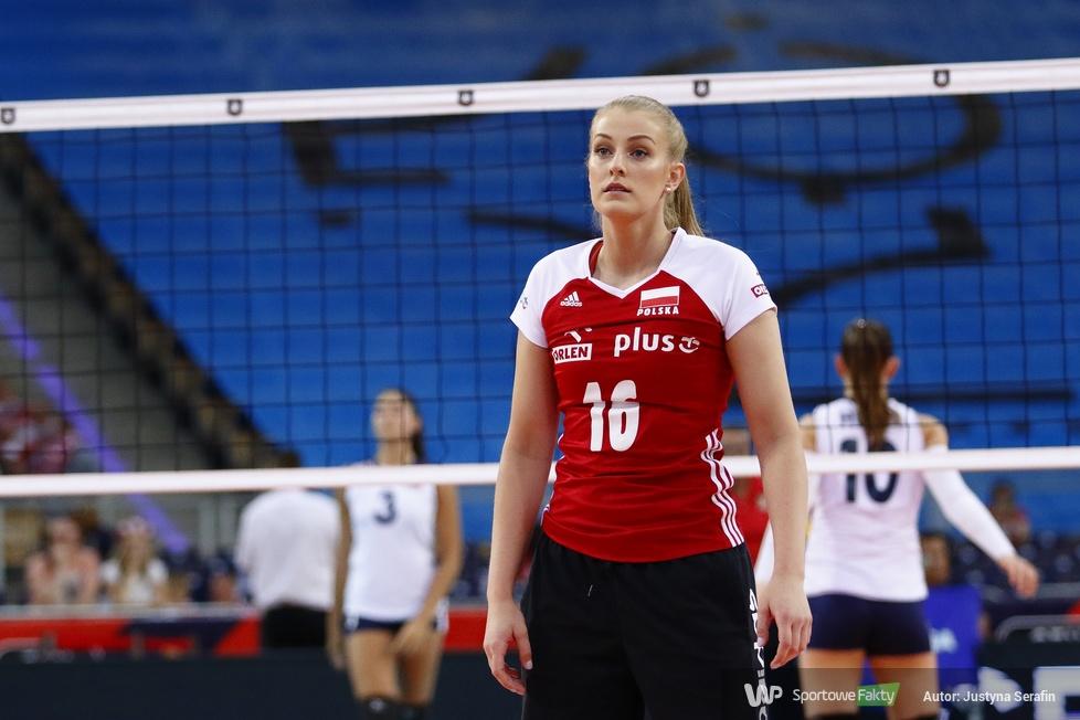Mistrzostwa Europy siatkarek: Portugalia - Polska 0:3 (galeria)