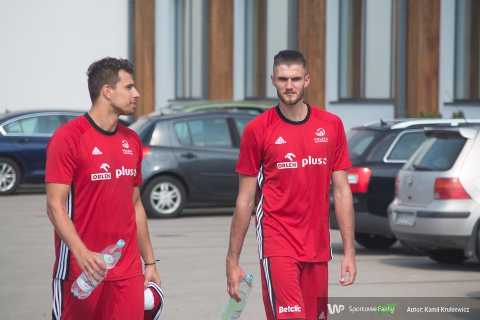 Reprezentacja Polski siatkarzy trenuje w Arłamowie (galeria)