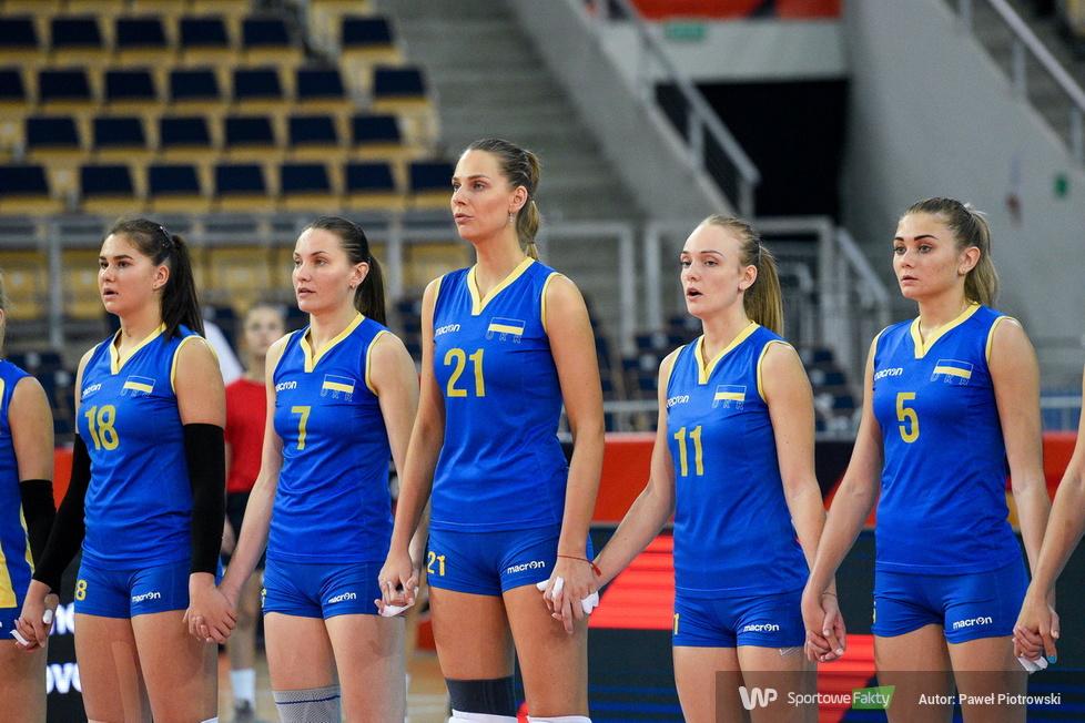 Mistrzostwa Europy siatkarek: Ukraina - Portugalia 3:0 (galeria)
