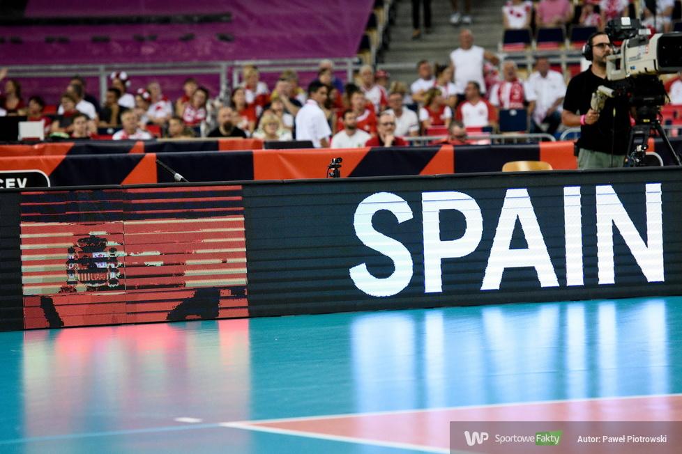 Mistrzostwa Europy siatkarek: Polska - Hiszpania 3:0 (galeria)