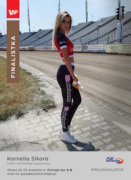 Żużel. Finalistki Miss Startu PGE Ekstraligi 2019 (galeria)