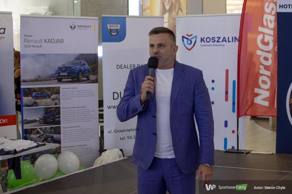 Prezentacja zespołu Piłka Ręczna Koszalin (galeria)