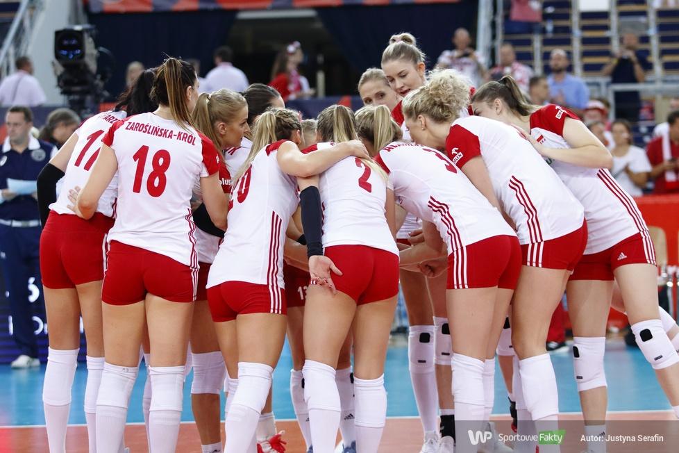 Mistrzostwa Europy siatkarek 2019: Polska - Niemcy 3:2 (galeria)