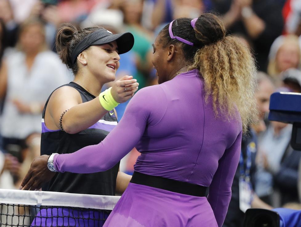 Bianca Andreescu mistrzynią US Open 2019. Serena Williams pokonana (galeria)