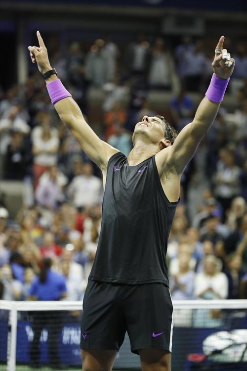 Rafael Nadal mistrzem US Open 2019. Wielka radość Hiszpana (galeria)