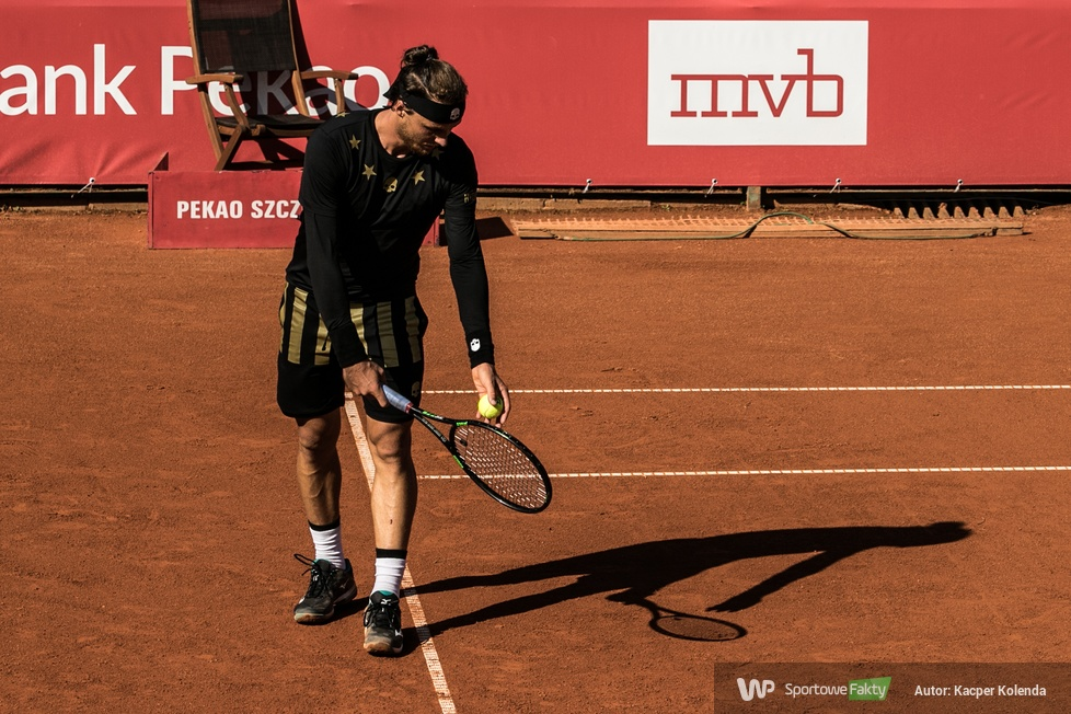 Pekao Szczecin Open: mecze turnieju głównego (galeria)