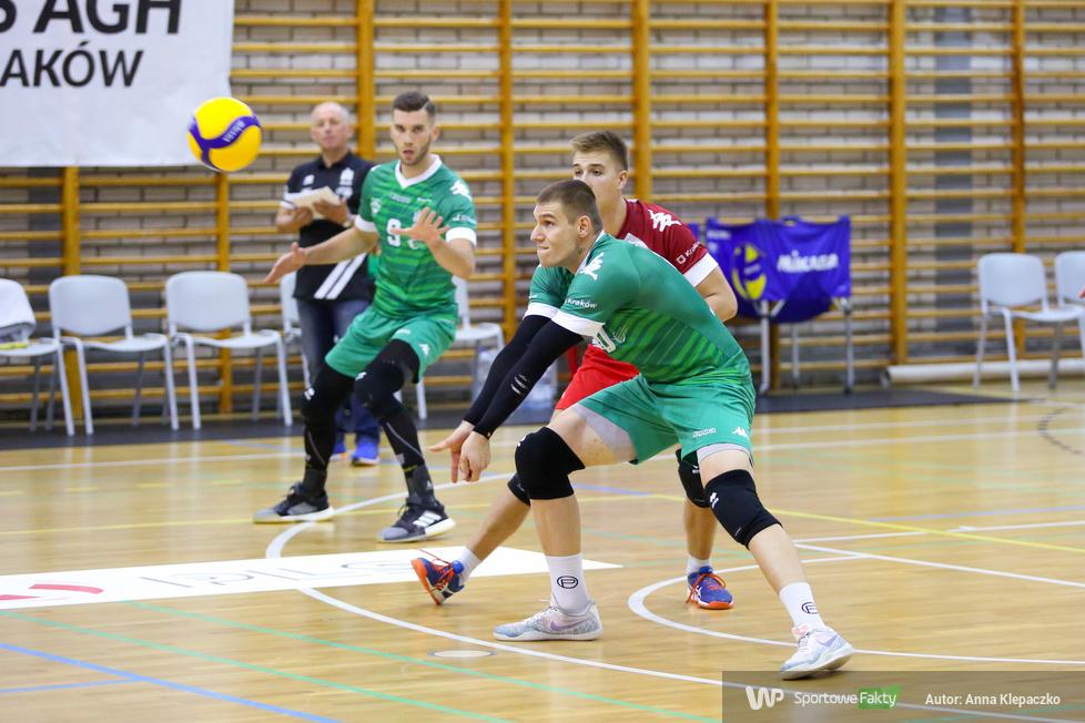 Krispol 1. liga: AZS AGH Kraków - Exact Systems Norwid Częstochowa 3:0 (galeria)