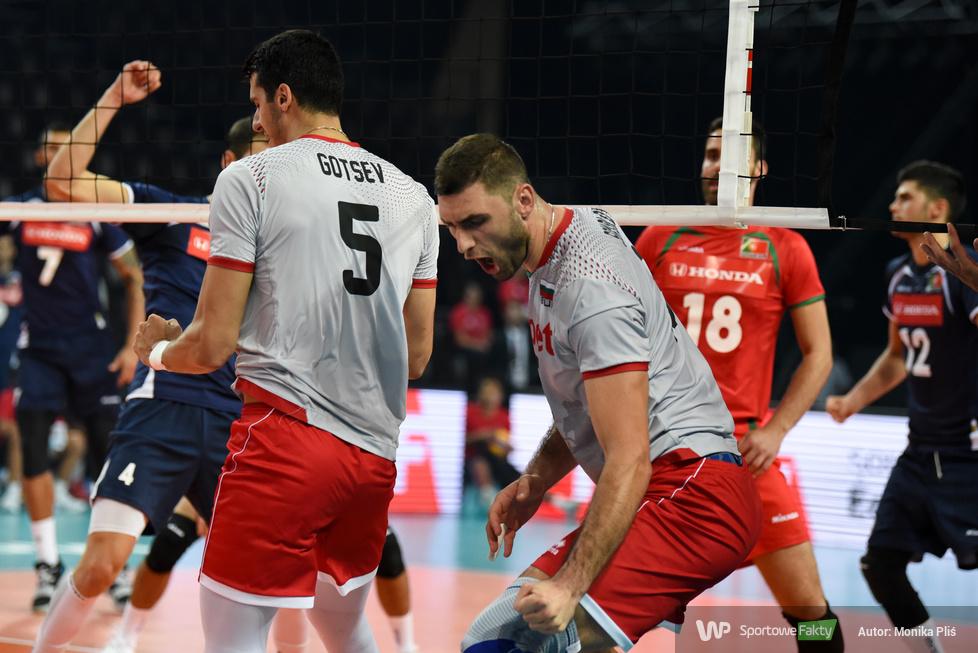 Mistrzostwa Europy siatkarzy. Faza grupowa: Bułgaria - Portugalia 1:3 (galeria)