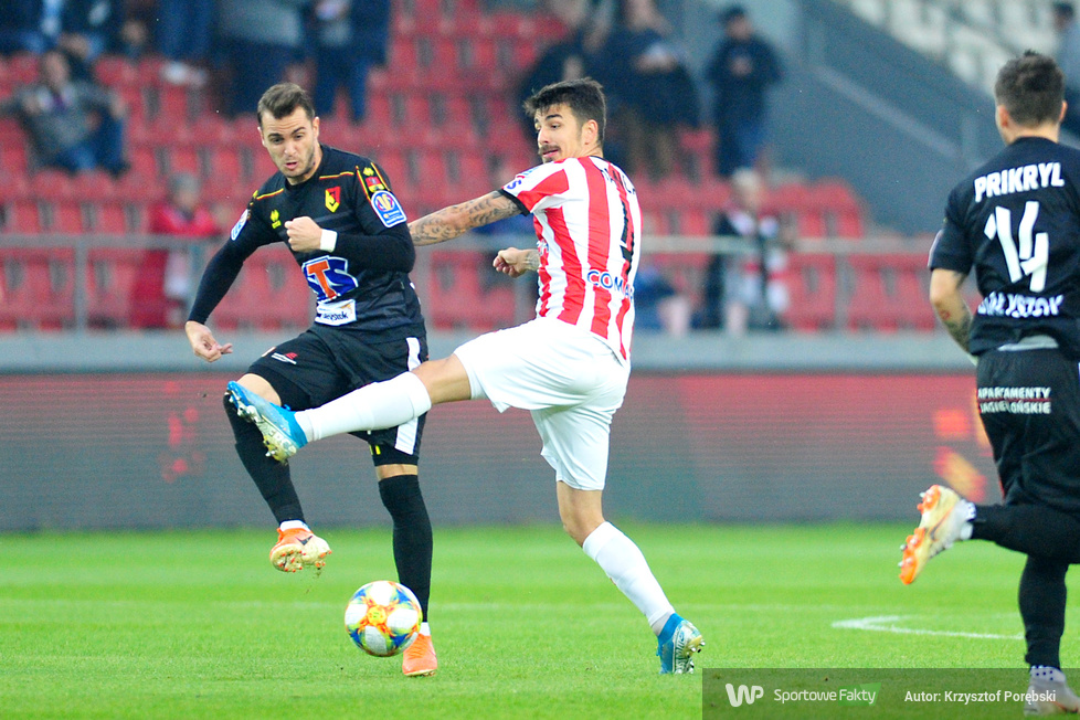 Puchar Polski: Cracovia - Jagiellonia Białystok 4:2 (galeria)