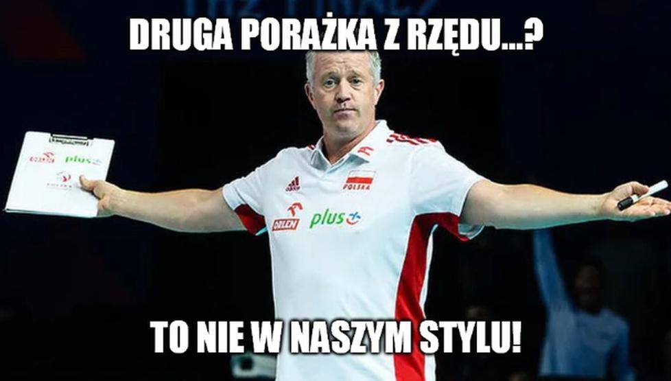 Mistrzostwa Europy siatkarzy.
