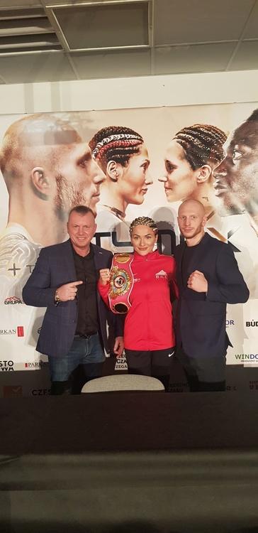 Konferencja prasowa przed Tymex Boxing Night w Częstochowie (galeria)