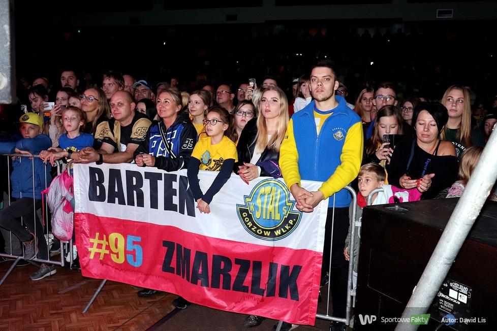 Powitanie mistrza świata w Gorzowie (galeria)