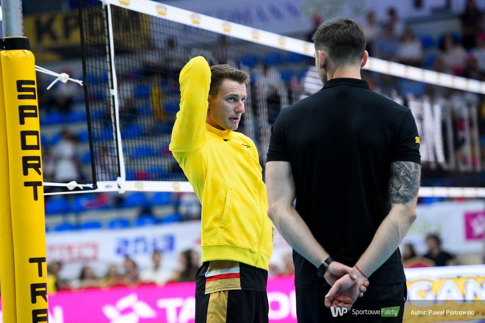 Giganci Siatkówki 2019: PGE Skra Bełchatów - Power Volley Milano 1:3 (galeria)