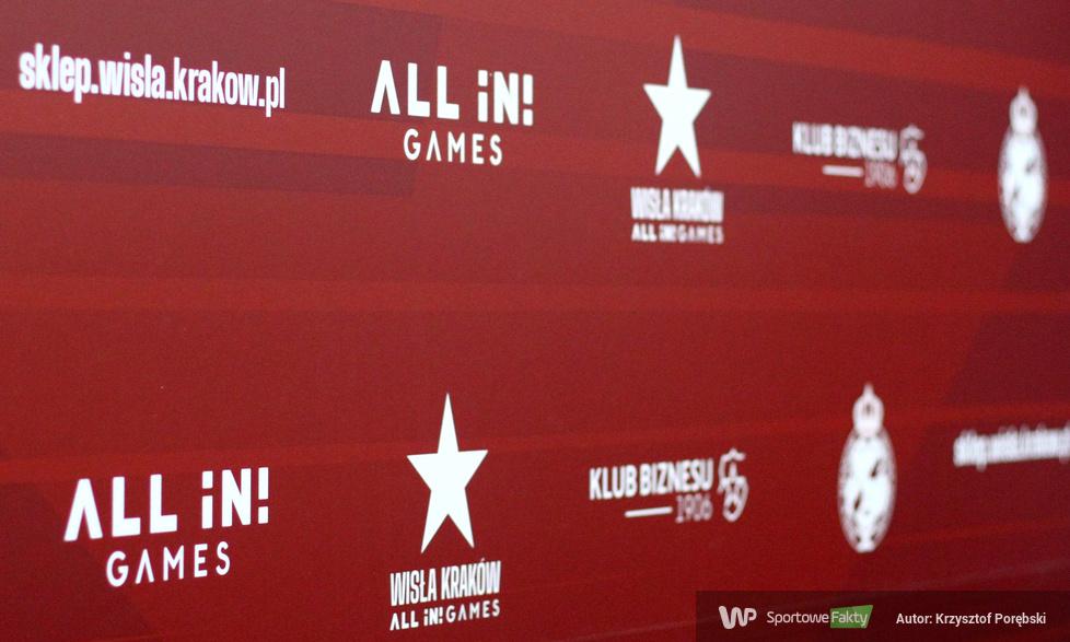 Wisła All In! Games Kraków - prezentacja (galeria)