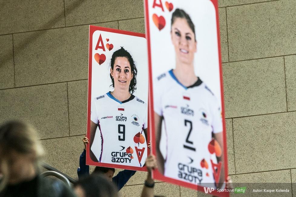Grupa Azoty Chemik Police - #VolleyWrocław 3:0 (galeria)