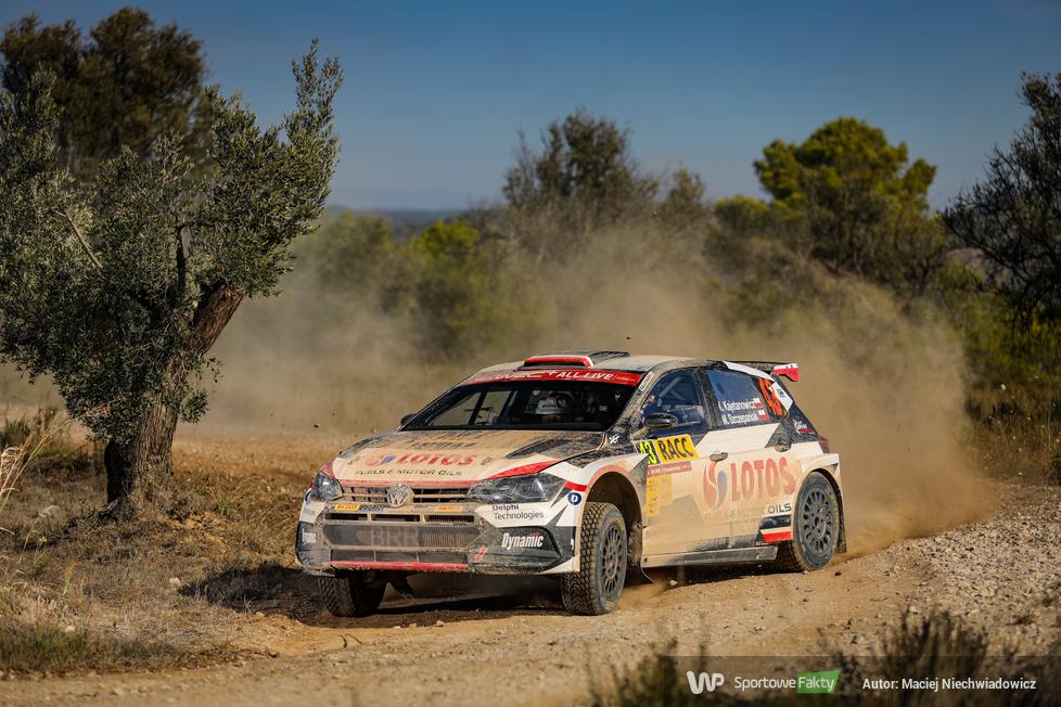 WRC: Rajd Hiszpanii w wykonaniu Kajetana Kajetanowicza (galeria)