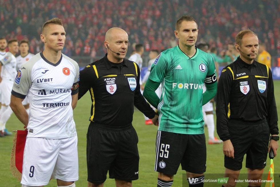 Totolotek Puchar Polski: Widzew Łódź - Legia Warszawa 2:3 (galeria)