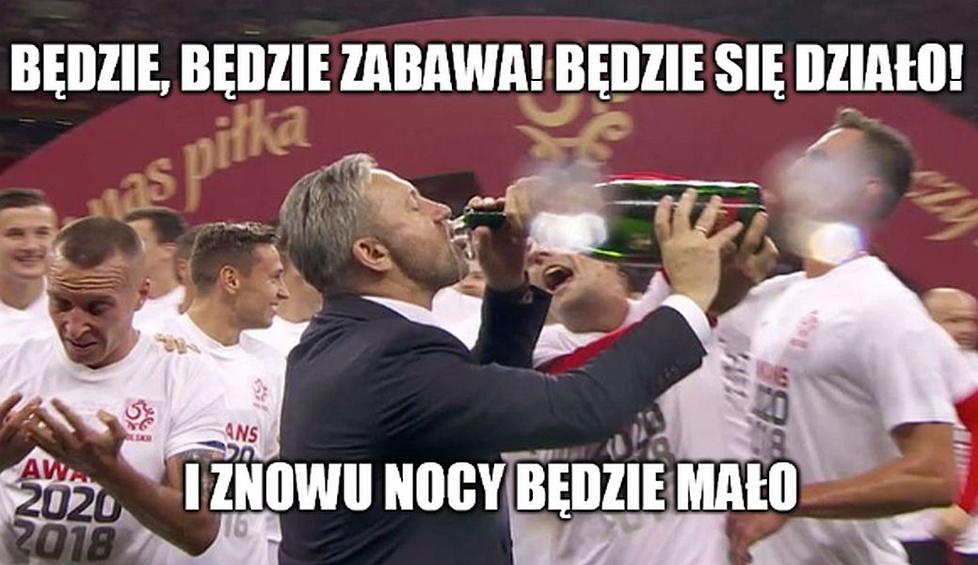 Liga Mistrzów. Lewandowski ogłosił wspaniałą nowinę. Zobacz memy po meczu Bayernu