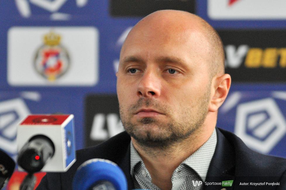 Artur Skowronek nowym trenerem Wisły Kraków (galeria)
