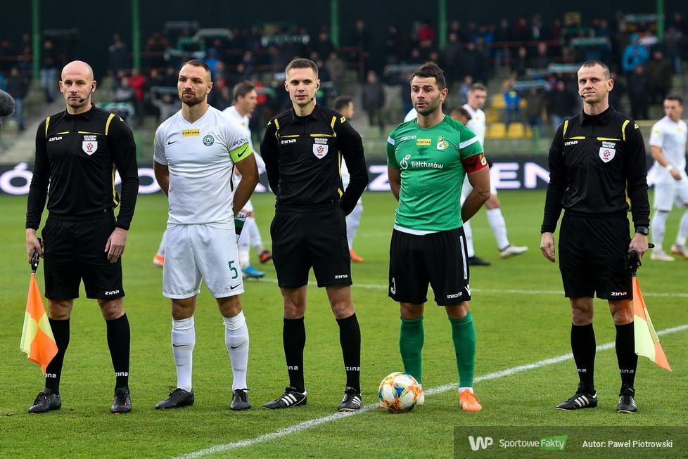 Fortuna I liga: GKS Bełchatów - Warta Poznań 1:2 (galeria)