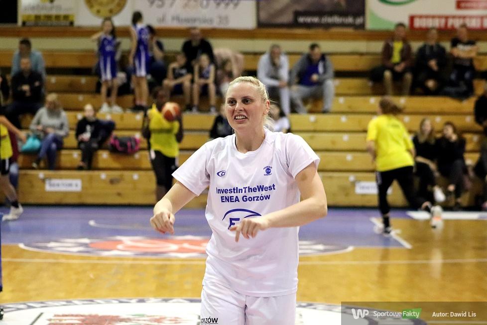 EuroCup Women: InvestInTheWest Enea Gorzów - Elitzur Ramla 88:95 (galeria)