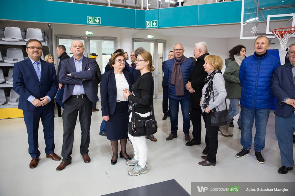 Otwarcie hali sportowo-widowiskowej Arena Jaskółka Tarnów (galeria)