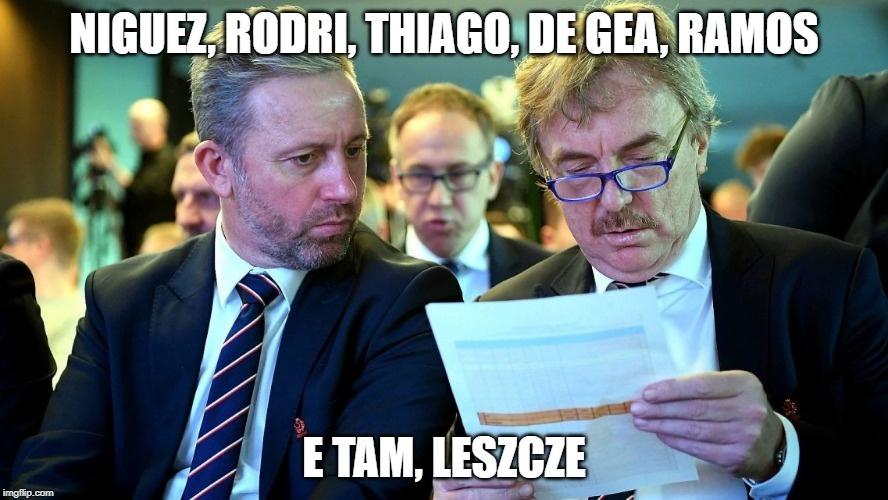 Losowanie Euro 2020.