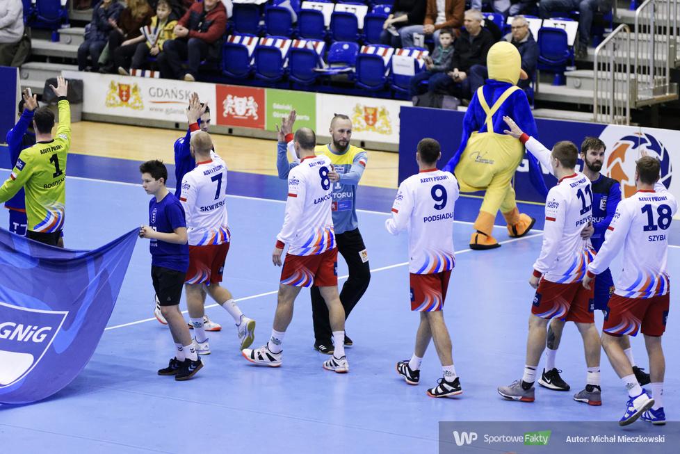 PGNiG Superliga Mężczyzn: Torus Wybrzeże Gdańsk - KS Azoty Puławy 25:26 (galeria)