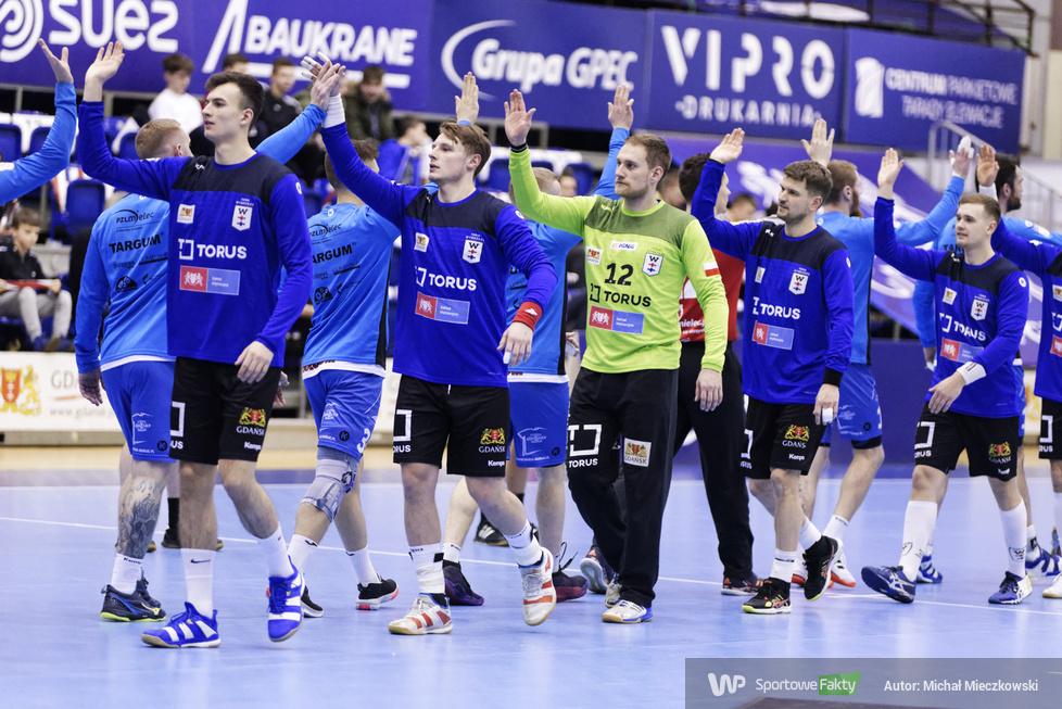 PGNiG Superliga Mężczyzn: Torus Wybrzeże Gdańsk - SPR Stal Mielec 19:24 (galeria)